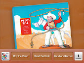 Pecos Bill Digital Book App