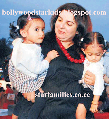 Picture: Farah Khan With herfarah khan husband and children photos 