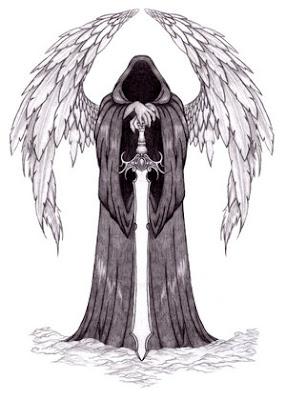 Dark Tattoos on Zooms Tattoos  Dark Angel Tattoo  Entertainment All