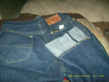 denime union made (SOLD)