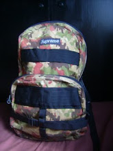 supreme backpack (SOLD)