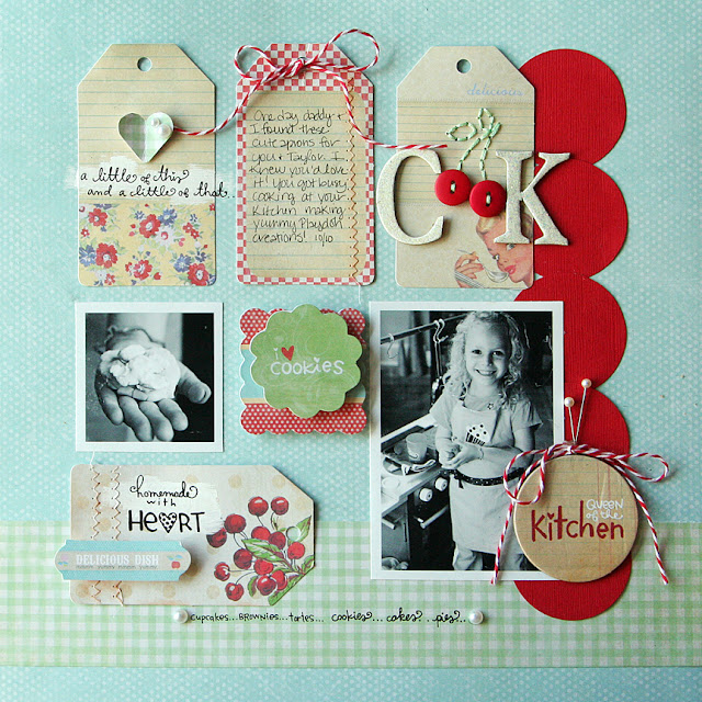 Homespun With Heart: A Sprinkle Of This And A Dash Of That