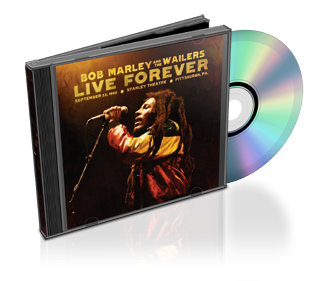 Download CD Bob Marley and The Wailers Live Forever 2011