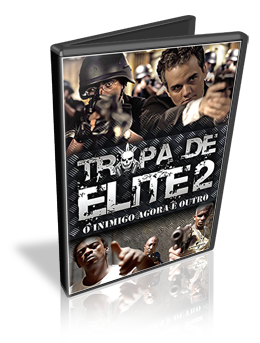 Download Tropa de Elite 2 Nacional BDRip 2011