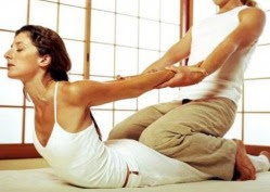 Massagem Thai Yoga