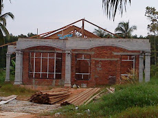 Rumah dalam Pembinaan25% siap