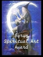 Byrum Spiritual Art Award