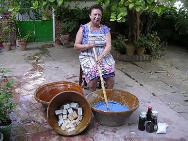 Cadalso vive cuando se lavaba en los arroyos - Jabon lavadora casero ...