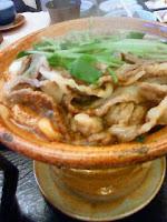 すき焼き風牛鍋