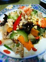 野菜たっぷり五目煮