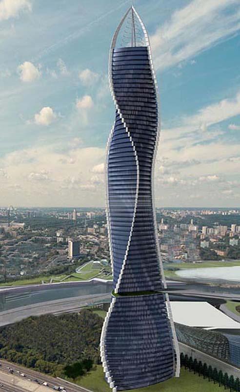 Dubai futurista edificio giratorio for Edificio movil en dubai