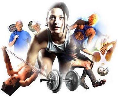 salud recreación alimentación