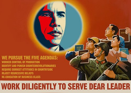 Obama destruction of America
