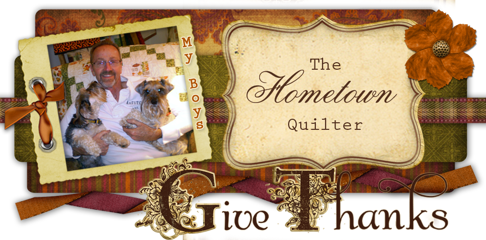 The Hometown Quilter