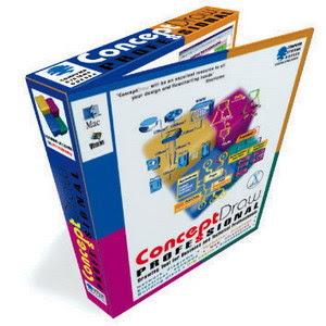 ConceptDraw Professional v1.8.5