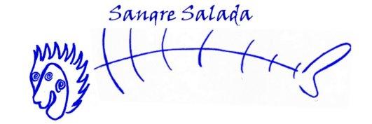 SANGRE           SALADA