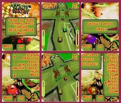 Site Blogspot  Free Games   Phone on 3d Toxic Racer Free Downloads Java Games Jar 176x220 240x320 Mobile