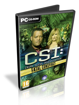 Download PC CSI Fatal Conspiracy + Crack 2010 Full Completo