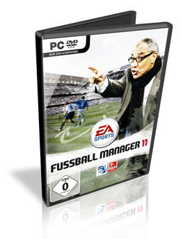 Download PC FIFA Manager 11 + Crack 2010 Full