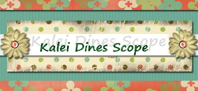 Kalei DINES scope
