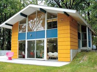 Colorful House Design by Karim Rashid