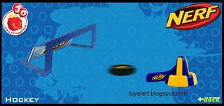 McDonalds Nerf Toys 2009 - Hockey