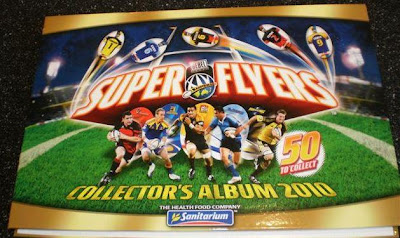 Super Flyers Collector's Album 2010 - Front Cover