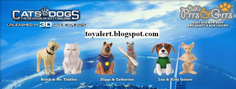 Toy Alert: July 2010