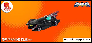 McDonalds Batman - The Brave and the Bold -Batmobile