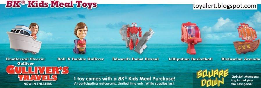 Burger King Gullivers ...