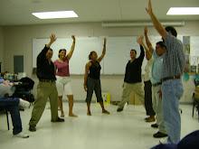 Maestros de la danza