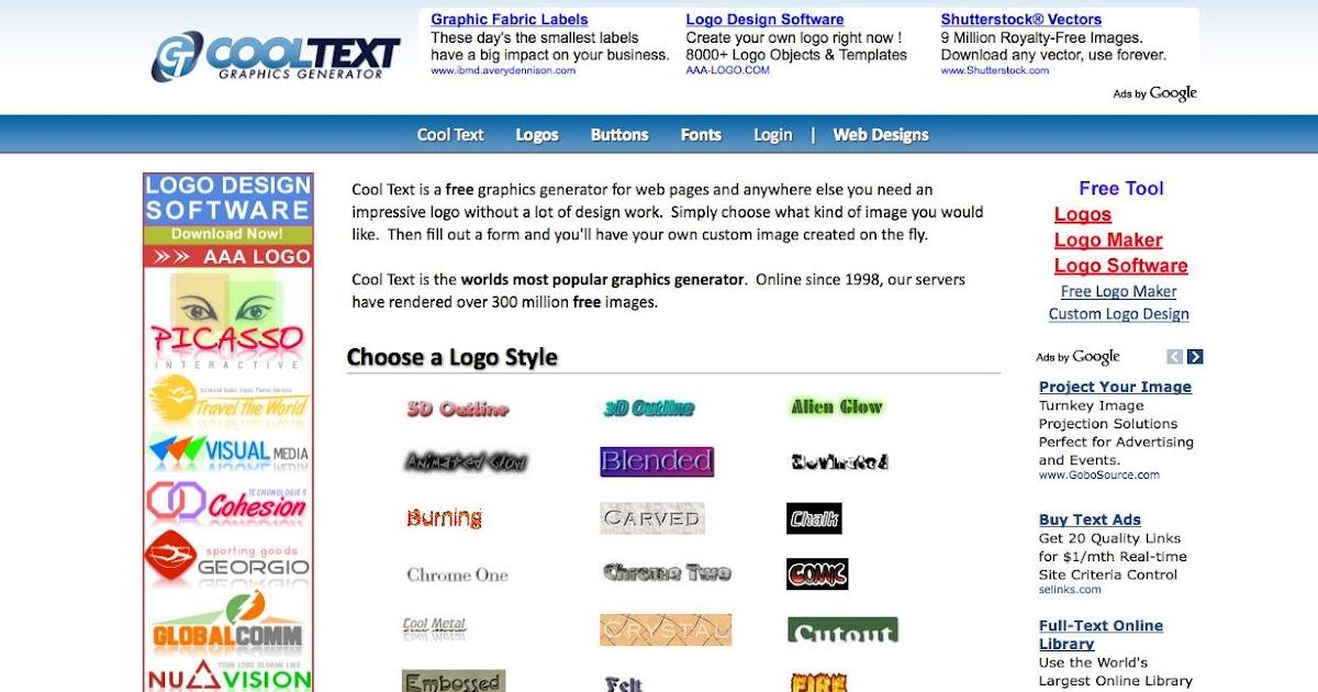 K.O.S Komunitas Online Shop: [Tips] Membuat Logo Online Shop