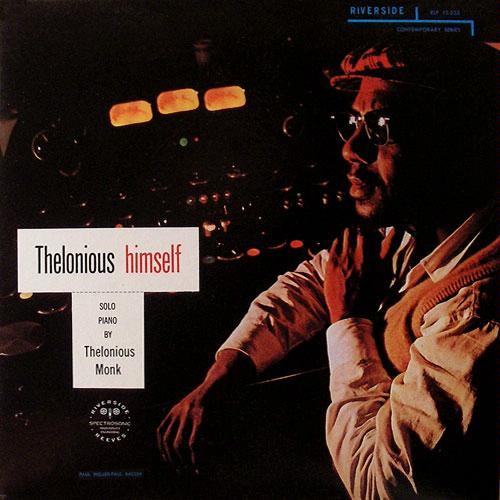 thelonious monk - thelonious himself (sleeve art)