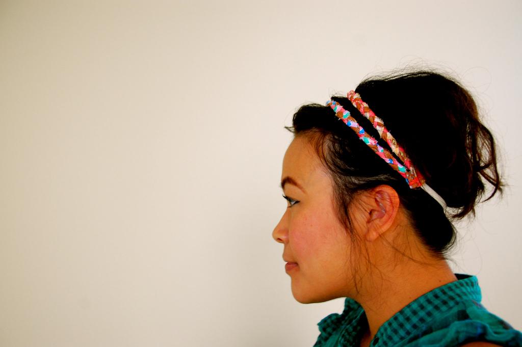 how to make a japanese headband