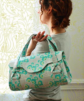 Free Handbag Patterns : Creative ideas for you: Baskets and Handbags - Patterns and Tutorials