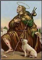 Nuestro Santo Patrono - Vice-patrono de Santa Fe y protector contra todas las pestes y enfermedades