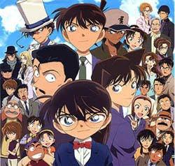 Karakter Detektif Conan