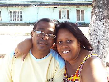 Pr.Roberto Diogo e esposa Ivete