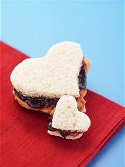 [Heart+sandwich]