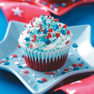 [cupcakes+4th+of+july]