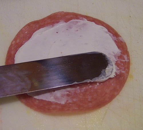 [salami+cream+cheese]
