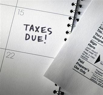 [Taxes+Due]