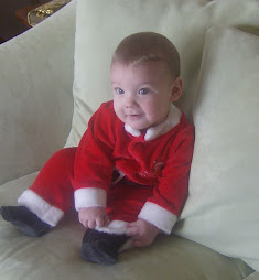 My little Santa