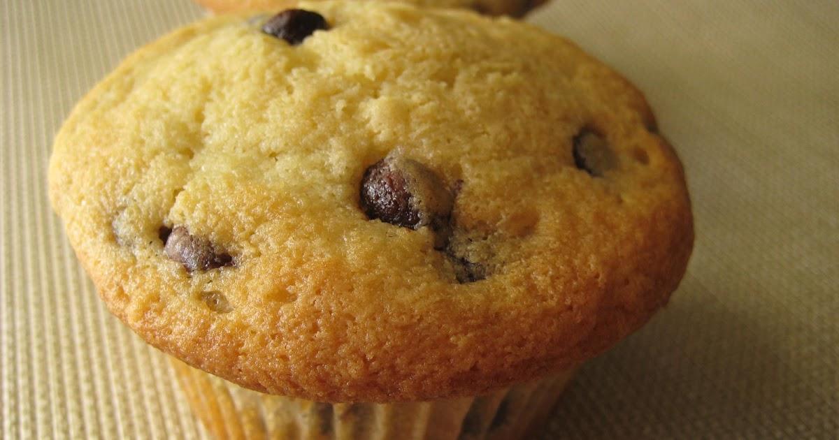 Barefoot Contessa Chocolate Chip Muffin Recipe