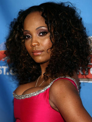 Hot Long Black Celebrity Haircuts Hairstyles 2010
