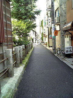alley in funabashi