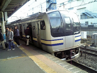 sobu-rapid-train