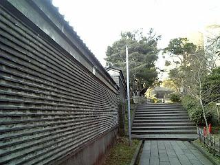 pass way in yushima seido