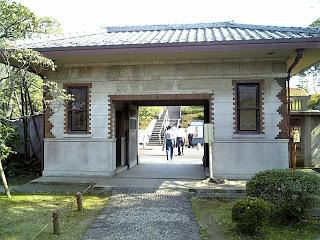 gate of yamamoto-tei