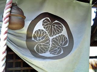 family crest of Tokugawa